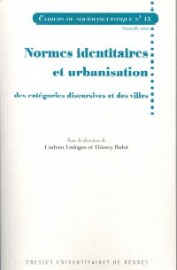 Cahiers de Sociolinguistique NR 13
